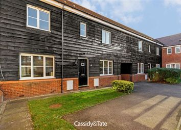 Thumbnail 3 bed terraced house to rent in Wynches Farm Drive, St Albans, Hertfordshire