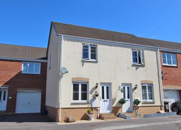 Thumbnail 2 bedroom semi-detached house for sale in Raleigh Drive, Cullompton
