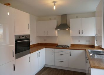 Thumbnail 3 bed property to rent in Marylebone Place, Freemens Meadow, Leicester