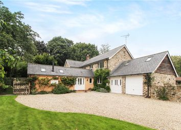 Thumbnail 4 bed detached house for sale in Membury, Axminster, Devon