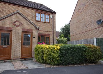 Thumbnail 2 bed semi-detached house to rent in Belvoir Square, Heighington, Lincoln