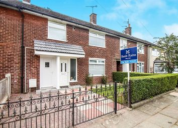 Thumbnail 3 bed terraced house for sale in Exford Road, West Derby, Liverpool