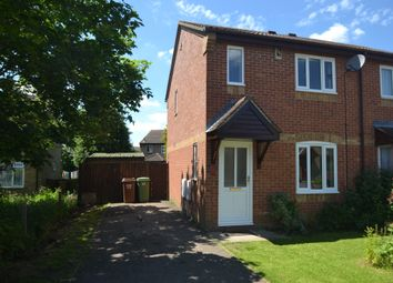 Thumbnail 1 bedroom semi-detached house to rent in Compton Way, Earls Barton
