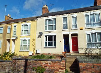 Thumbnail 2 bed terraced house for sale in London Road, Wollaston, Northamptonshire