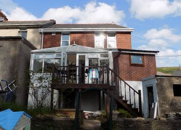 Thumbnail 3 bed terraced house for sale in Penybont Road, Cwmtillery, Abertillery