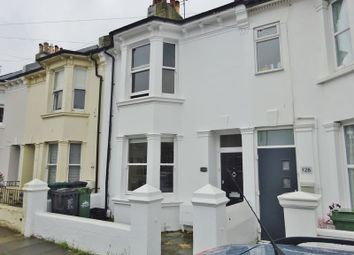 Thumbnail 2 bed terraced house to rent in Wordsworth Street, Hove