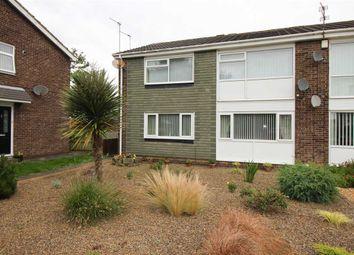 Thumbnail 2 bed flat to rent in Glenluce Drive, Southfield Green, Cramlington