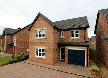 Thumbnail 4 bed detached house for sale in 43 Bishops Way, Dalston, Carlisle, Cumbria