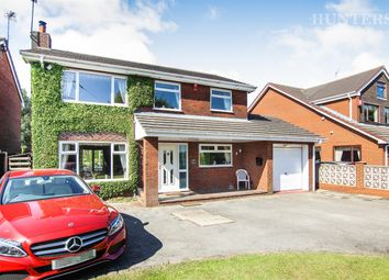 Thumbnail 4 bed detached house for sale in Cellarhead Road, Werrington