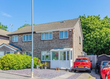 3 bed semi-detached house for sale in Guenever Close, Thornhill, Cardiff CF14