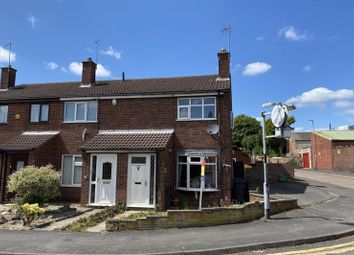 Thumbnail 2 bed terraced house for sale in Jackson Street, Coalville