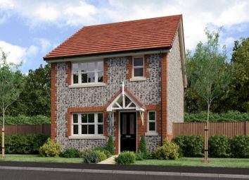Thumbnail 3 bed semi-detached house for sale in Clappers Lane, Bracklesham Bay