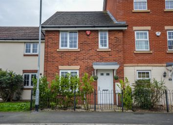 Thumbnail 3 bed town house for sale in Flatts Lane, Calverton, Nottingham