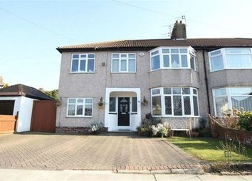 Thumbnail 5 bed semi-detached house for sale in Corbridge Road, Chidwall, Liverpool, Merseyside