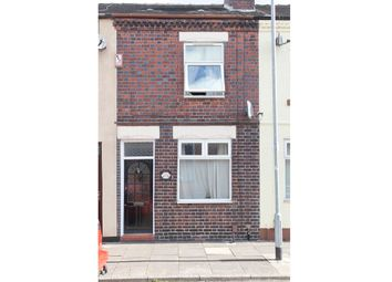 Thumbnail 2 bed terraced house for sale in Welby Street, Fenton, Stoke-On-Trent