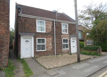 Thumbnail 2 bed semi-detached house to rent in Norfolk Street, Boston