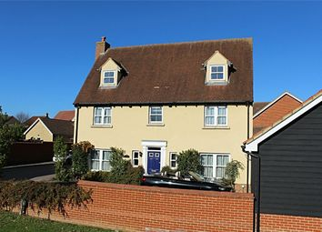 Thumbnail 6 bed detached house for sale in Apley Way, Lower Cambourne, Cambourne, Cambridge
