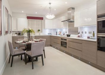 Thumbnail 2 bed flat for sale in Weybridge House, Queens Road, Weybridge