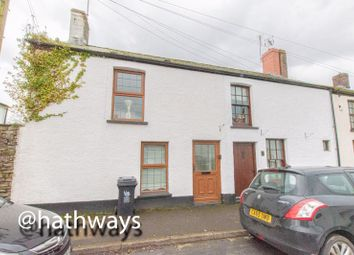 Thumbnail 2 bed end terrace house for sale in Church Street, Caerleon Village, Newport
