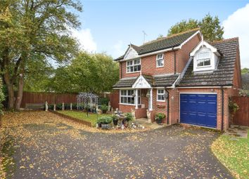 Thumbnail 4 bed detached house for sale in Kennel Lane, Bracknell, Berkshire