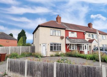 Thumbnail 3 bed semi-detached house for sale in Blay Avenue, Walsall