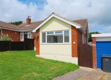 Thumbnail 3 bed bungalow to rent in Hole Farm Close, Hastings