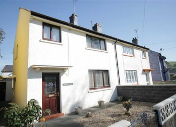 Thumbnail 3 bed semi-detached house for sale in Maesyrawel, Tregaron, Ceredigion