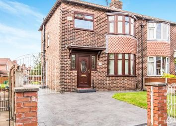 Thumbnail 3 bedroom semi-detached house for sale in Halesden Road, Heaton Chapel, Stockport, Cheshire