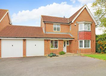 Thumbnail 4 bed detached house for sale in Collar Makers Green, Ash, Canterbury