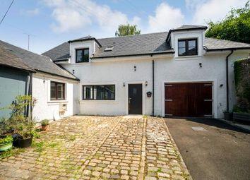 Thumbnail 3 bed link-detached house for sale in Steeple Street, Kilbarchan, Johnstone