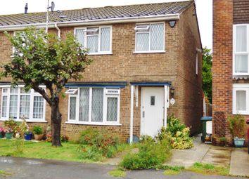 3 bed end terrace house to rent in Timberleys, Littlehampton BN17