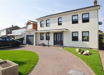 Thumbnail 4 bedroom detached house for sale in Burges Road, Southend-On-Sea