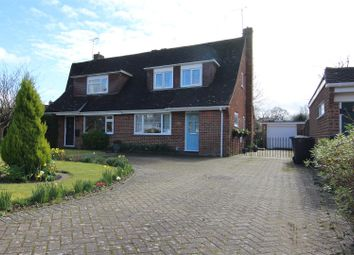 Thumbnail 2 bed semi-detached house for sale in Poveys Close, Burgess Hill