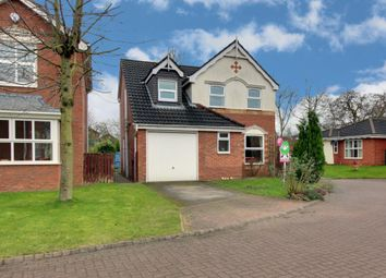 Thumbnail 3 bed detached house for sale in Hudson Close, Stamford Bridge, York