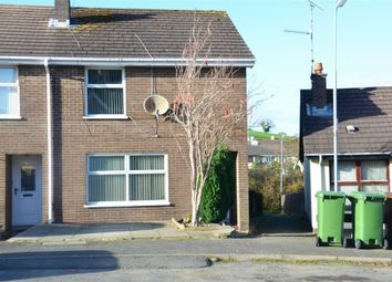 Thumbnail 3 bed end terrace house for sale in Moybrick Road, Dromara, Dromore, County Down