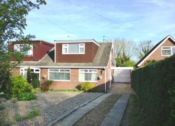 Thumbnail 4 bed bungalow for sale in Hockering, Dereham