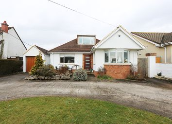 Thumbnail 3 bed detached bungalow for sale in Smithies Avenue, Sully, Penarth