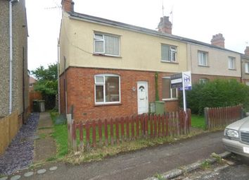 Thumbnail 3 bed end terrace house for sale in Western Road, Bletchley, Milton Keynes