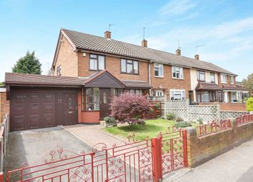 Thumbnail 3 bed semi-detached house for sale in Glyn Avenue, Bilston