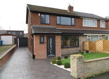 Thumbnail 3 bed semi-detached house for sale in Turfland Avenue, Royton, Oldham