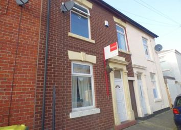 Thumbnail 3 bedroom terraced house for sale in Arkwright Road, Preston, Lancashire