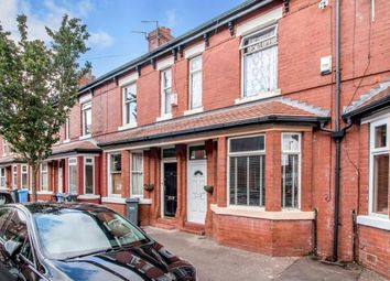 Thumbnail 3 bedroom terraced house for sale in Blenheim Avenue, Whalley Range, Manchester, Greater Manchester