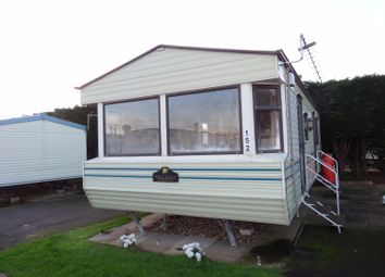 Thumbnail 2 bed mobile/park home to rent in Burgh Road, Skegness