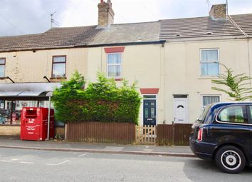 Thumbnail 2 bed terraced house to rent in High Street, Fletton, Peterborough