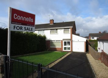3 bed link-detached house for sale in Knole Lane, Brentry, Bristol BS10