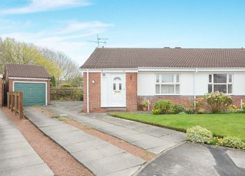 Thumbnail 2 bed bungalow for sale in Elwick Grove, York