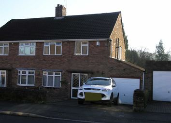 Thumbnail 3 bedroom semi-detached house for sale in Rosalind Avenue, Woodsetton, Dudley