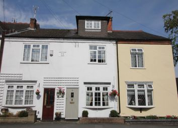 Thumbnail 4 bed cottage for sale in Church Street, Burbage, Hinckley