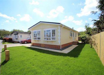Thumbnail 2 bed mobile/park home for sale in Wyatts Covert, Denham, South Buckinghamshire