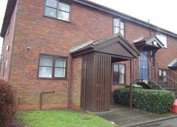 Thumbnail 2 bedroom maisonette to rent in Walnut Drive, Lillington, Leamington Spa